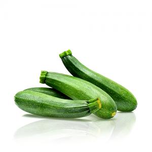 Primizie di Pachino. Zucchina in cassetta da kg.3