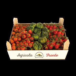 Cassetta degustazione pomodoro di Pachino Kg. 6